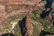 View from angels landing in ZIon National Park