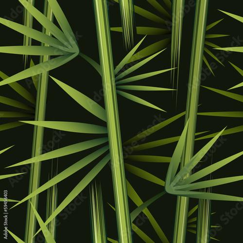 Seamless bamboo pattern © gertot1967