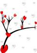 Fondo para San Valentín