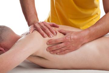 Sports masseur