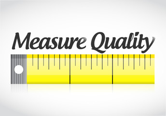 measure quality illustration design