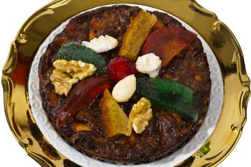 certosino, tipico dolce natalizio dell'emilia romagna
