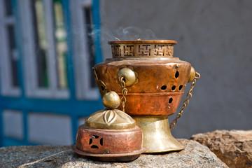 Prayer's lantern