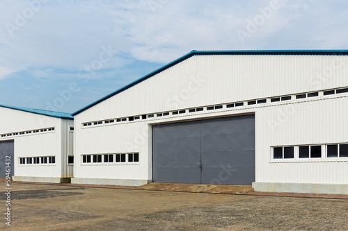 Storage warehouse unit