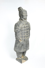Terra Cotta Warriors by ancient china
