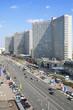 New Arbat Street at sunny day
