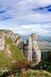 Geological formation named fraile peak