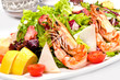 Seafood salad,shrimp