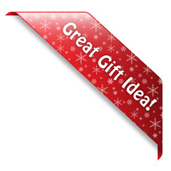 GREAT GIFT IDEA Ribbon (banner sale special offers christmas)