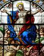 France, historical church of Lassay les Chateaux
