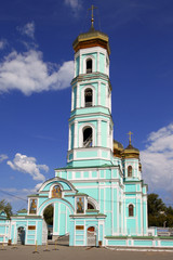 Cathedral in Perm.