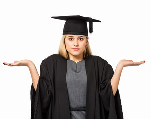 College Graduate Thinking What Next