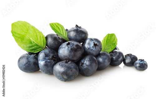 Useful blueberries