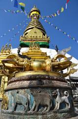 Буддистская ваджра, Катманду, Сваямбунатх