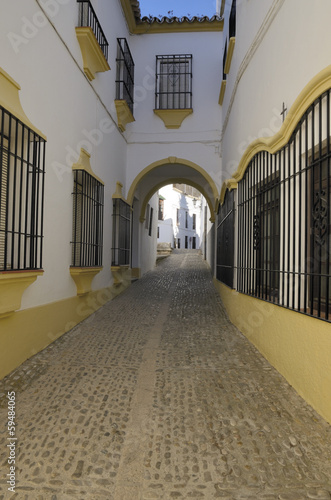 Archway in Ronda, Andalusia, Spain