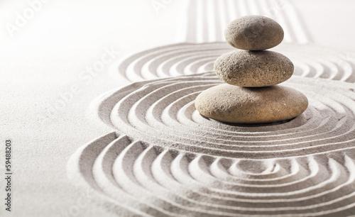 concept of zen silence - 59488203