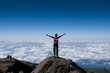 Above the clouds on Kilimanjaro - 59492280