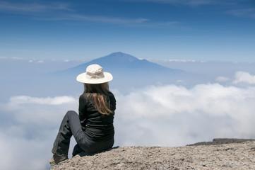 Dreaming on Kilimanjaro