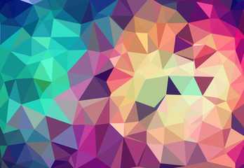 Abstract hipster background
