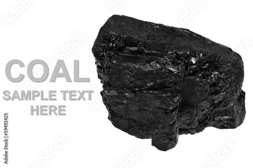 Coal sample text