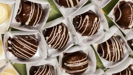 Delicious candies prepared for any special event