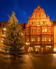 Heidelberg Haus zum Ritter