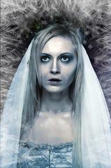 frozen zombie corpse bride
