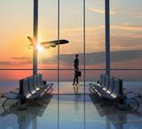Fototapety Business travel