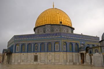 The Dome of Rock, Jerusalem, Israel