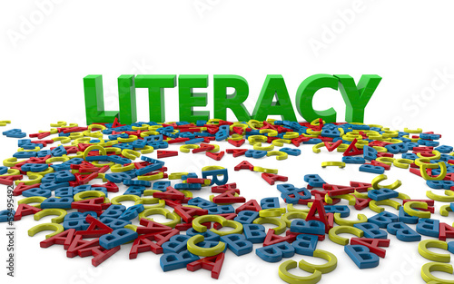 Literacy Education Read Write Spell