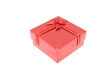 Red Christmas and Important Festival Gift Box