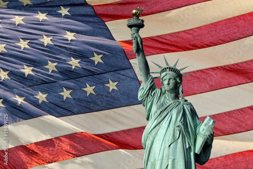 Statue of Liberty - New York City - Manhattan