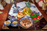 Traditional eastern dishes
