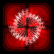 Design abstract spiral rotation movement background