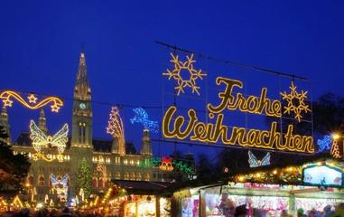 Wien Weihnachtsmarkt - Vienna christmas market 03