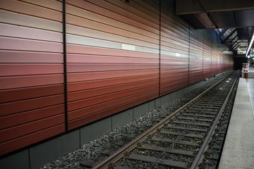 Bahnsteig - Hauptbahnhof
