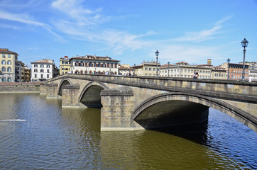 Ponte alla Carraia, Frenze 2
