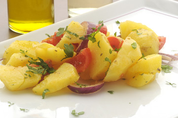 Insalata di patate - Cucina calabrese