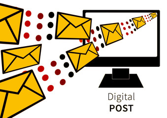 Digital Post Concept