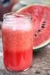 Obrazy na płótnie, fototapety, zdjęcia, fotoobrazy drukowane : watermelon smoothies