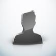 icône profil homme
