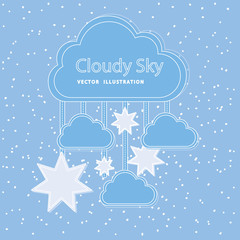 clouds design