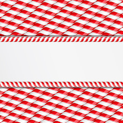 Candy Canes Background