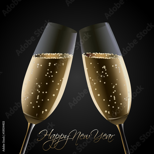 Happy New Year - Cheers!