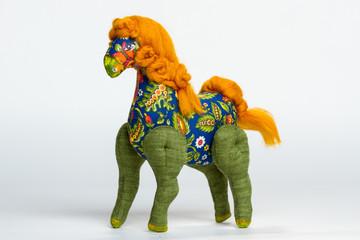 ragdoll  horse