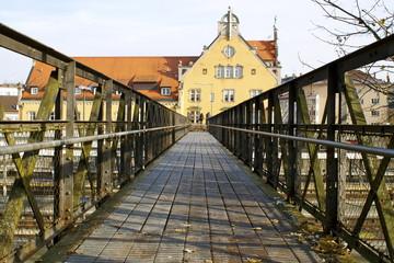 Ponte sulla stazione di Lindau