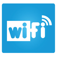 wireless area, wifi symbol