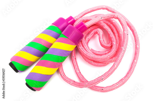 a skipping rope