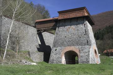 Old Blast-Furnace near Adamov