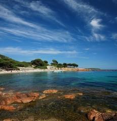 Plage de Palombaggia, Corse